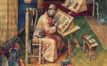MedievalScribe_JeanMielot