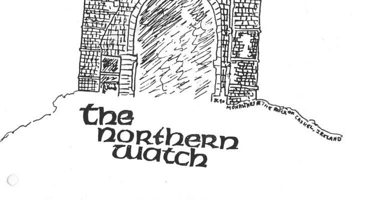 Northern Watch cover 1990