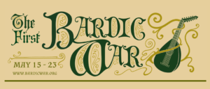 The First Bardic War - Interkingdom Virtual Event @ Online